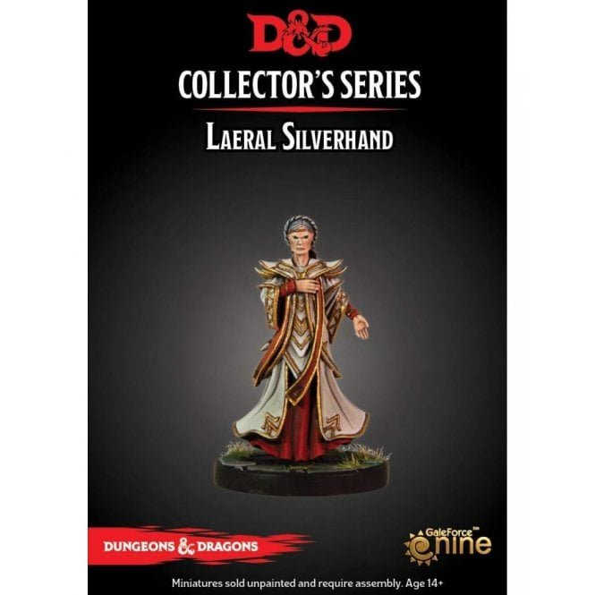 D&D figurine : Laeral silverhand