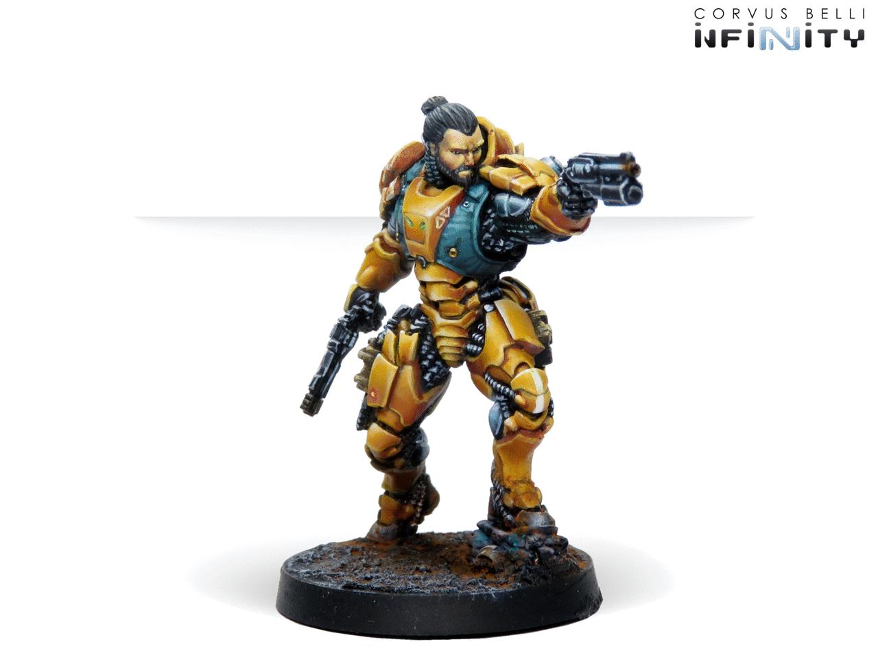 Inf - Yu Jing - Krit Kokram, invincible zuyongs specialist