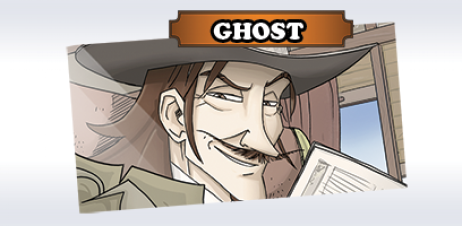 Colt Express : Bandits Ghost (Extension)