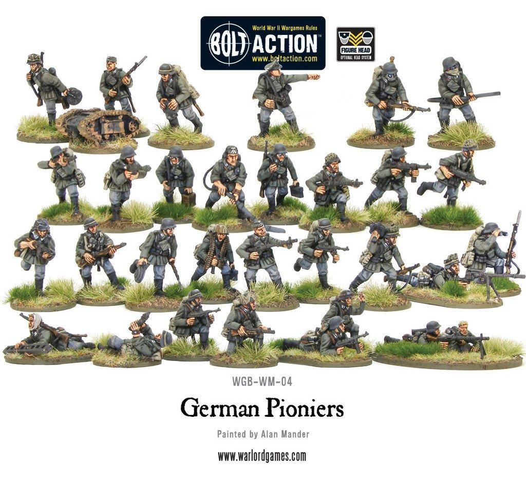 BA - German - German pioniers