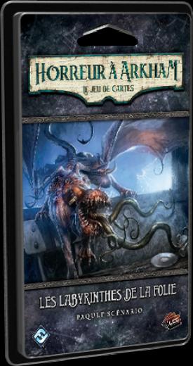 Horreur à Arkham JCE - Les labyrinthes de la folie