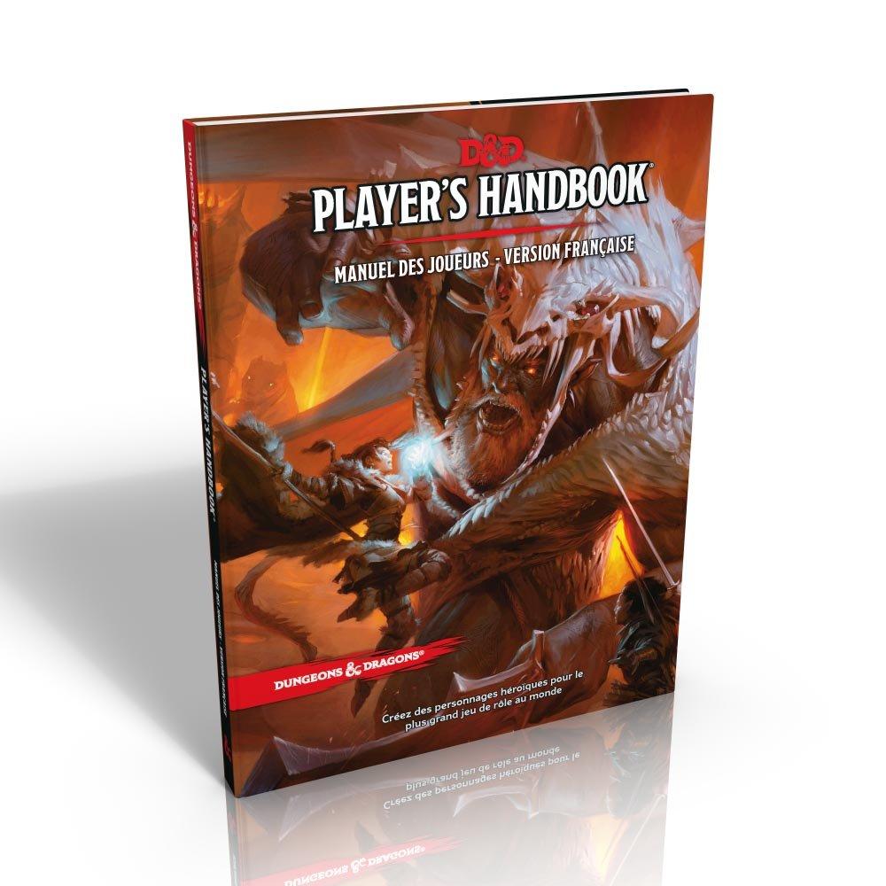 D&D - Player's Handbook (fr)