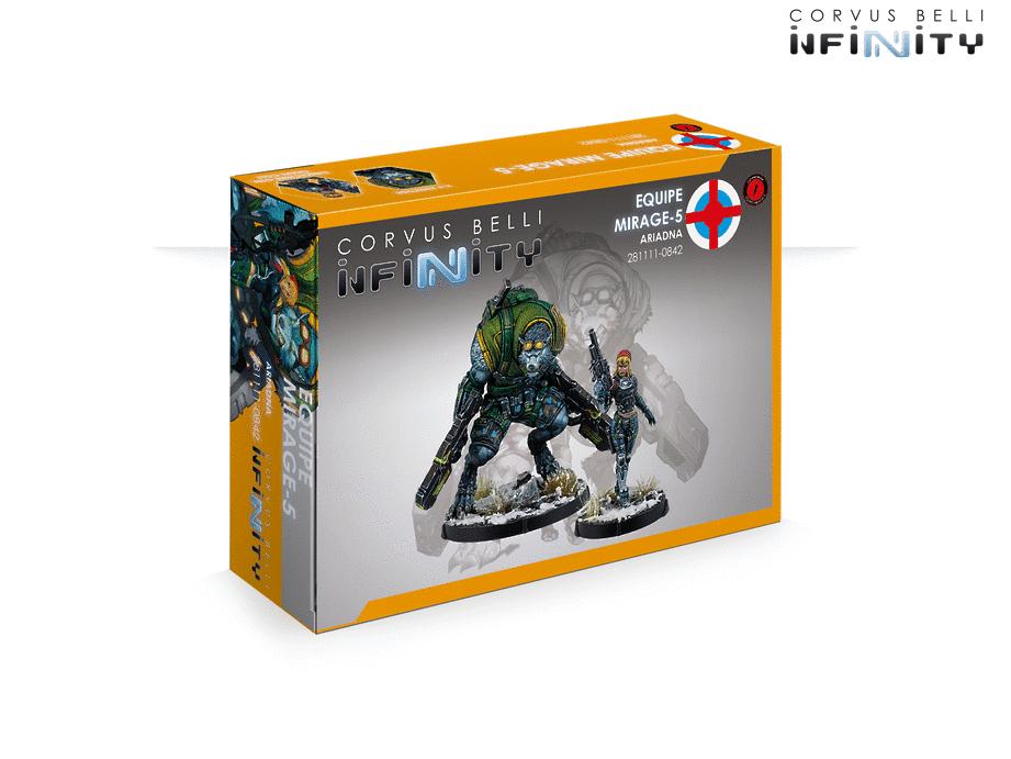 INF - Ariadna - Equipe Mirage - 5