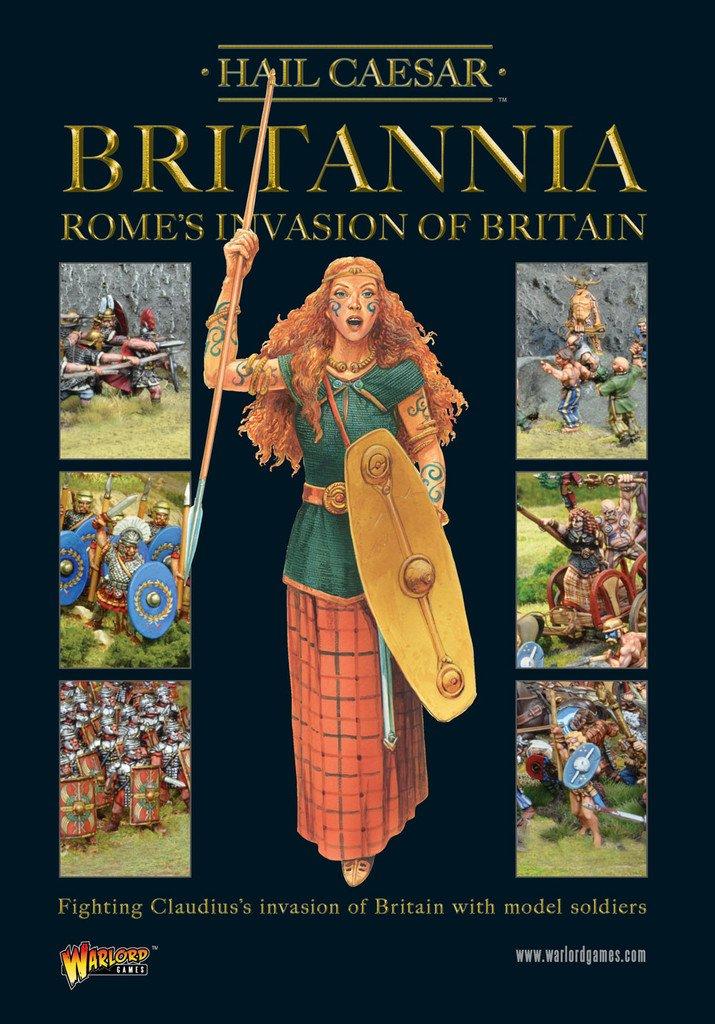 HC - BRITANNIA Rome's invasion of Britain