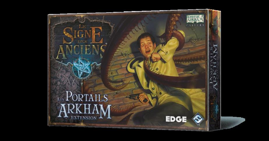 Signe des Anciens (les) : Portails d'Arkham