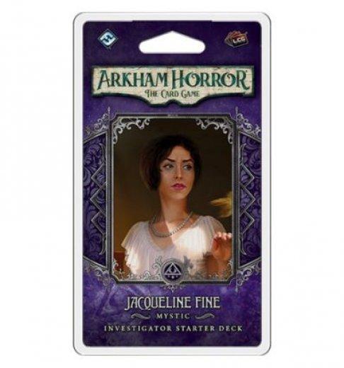 Horreur à Arkham JCE - Jacqueline Fine
