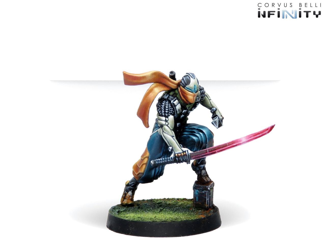 Inf - NA2 - Saito Togan, mercenary ninja