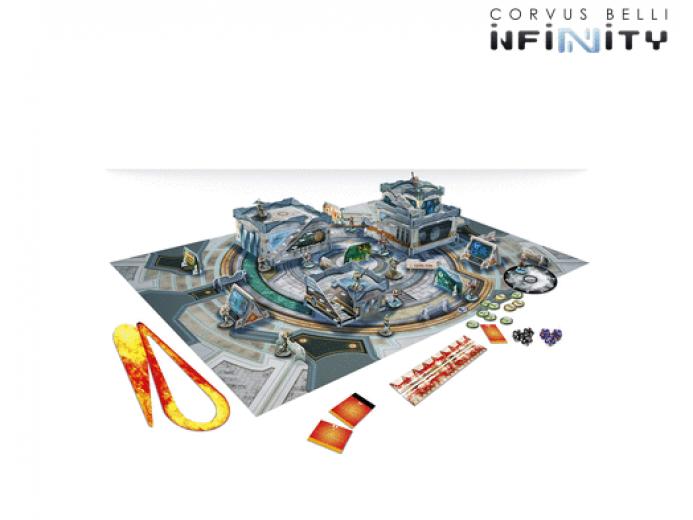 Inf - Salvora governmental complex scenery pack
