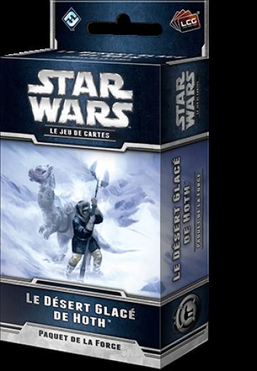 Le Désert Glacé de Hoth (Star Wars JCE)