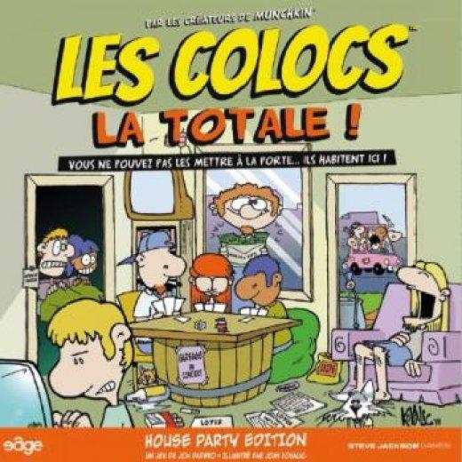 Les Colocs : La Totale !