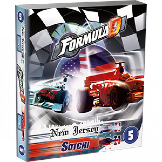 Formula D : New Jersey/Sotchi (Extension 5)