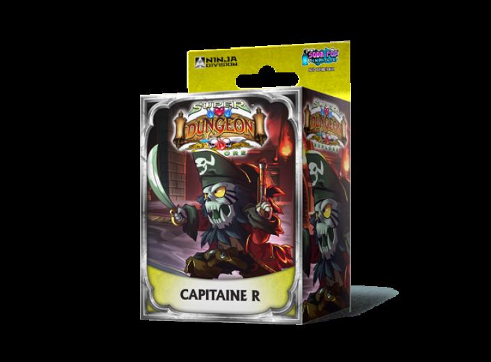 Super dungeon Explore, Capitaine R