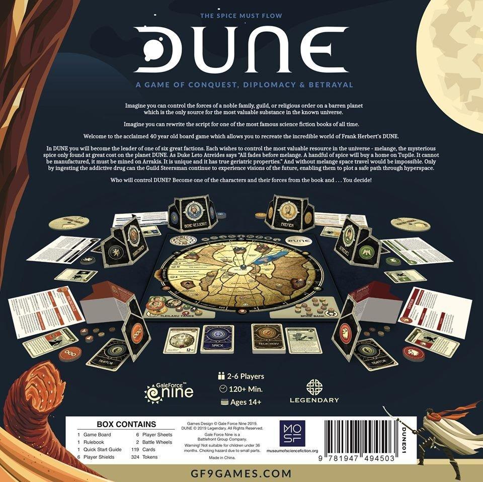Dune (boardgame)