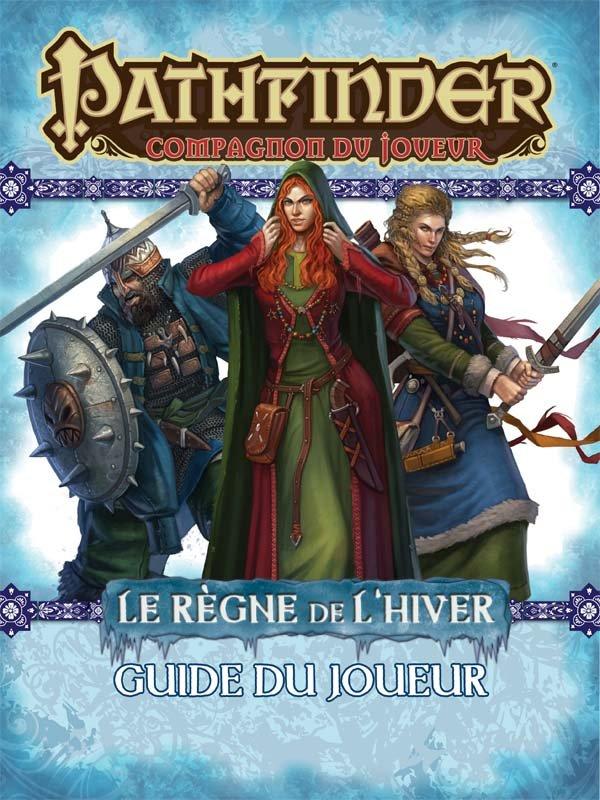 Guide du joueur Le Règne de l'Hiver (Pathfinder)