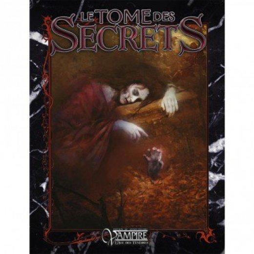 Vampire l'âge des Ténèbres (20éme) - le tome des secrets