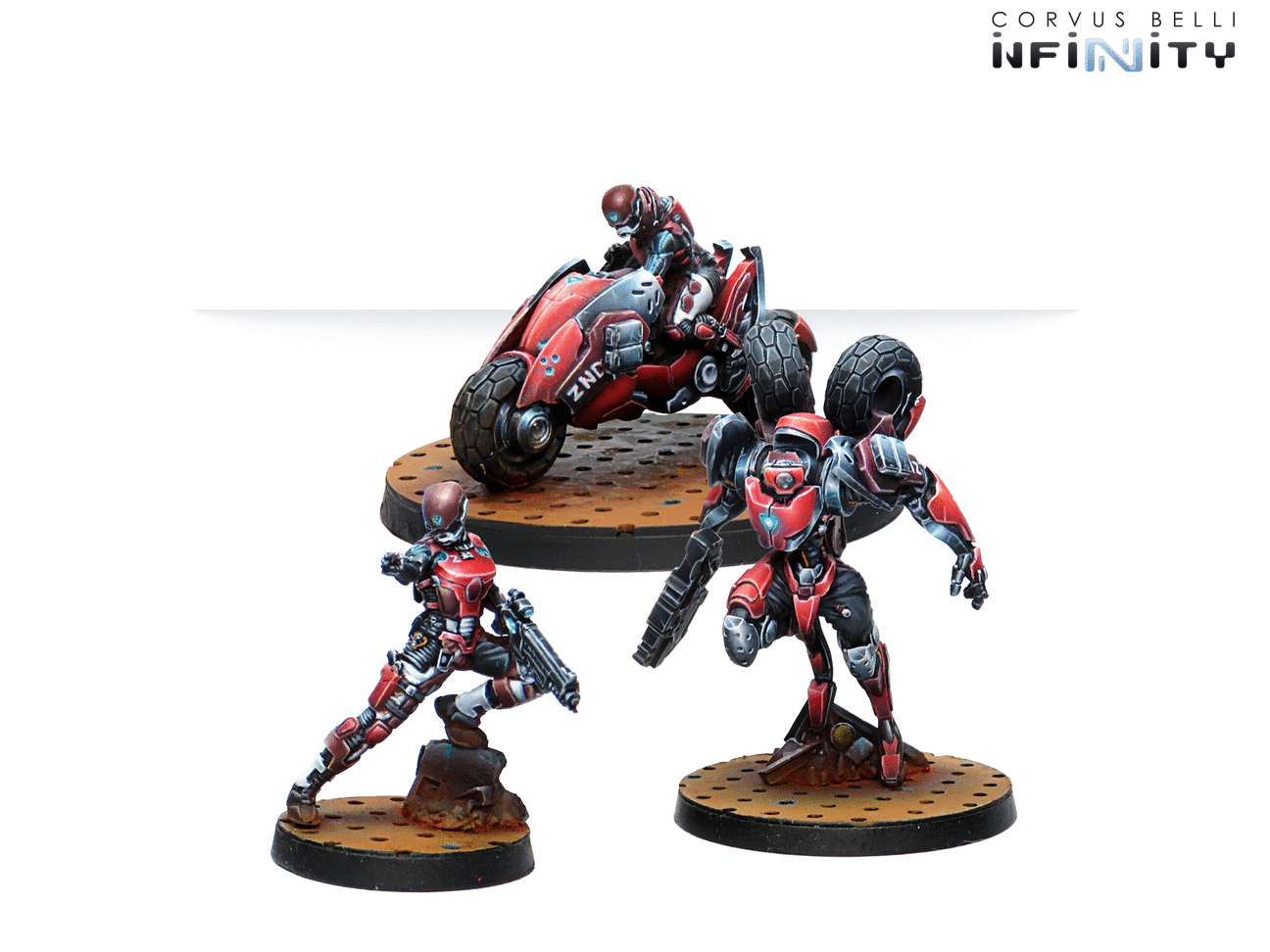 Inf - Nomads - Fast offensive unit Zondnautica