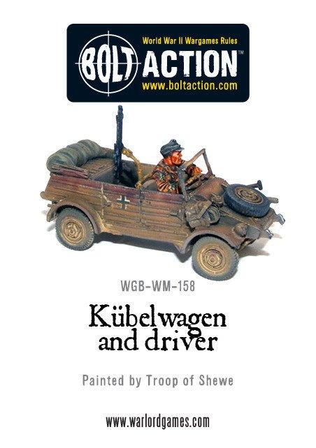 BA - German - Kubelwagen
