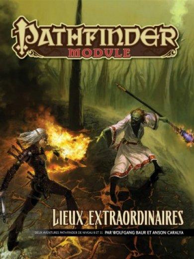 Lieux Extraordinaires (Pathfinder)