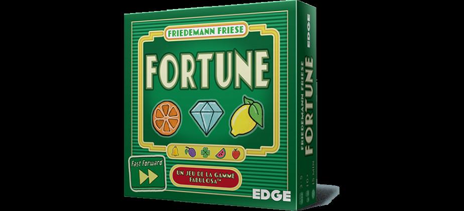 Fast Forward Fortune