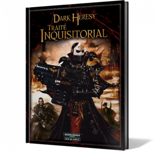 Dark Heresy - Trainté inquisitorial
