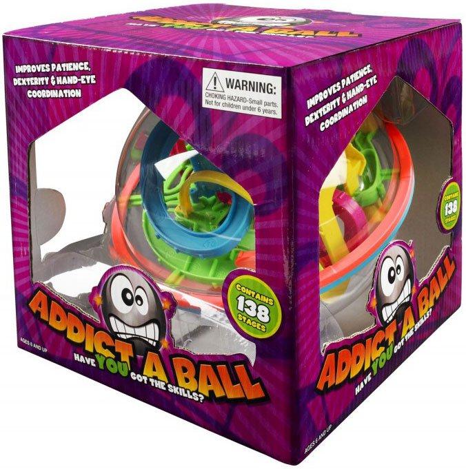 Addict a ball : Maze 1