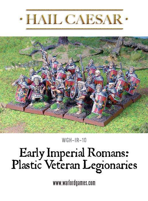 HC - Imperial roman veterans