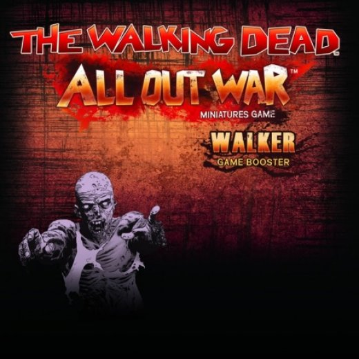 The Walking Dead All Out War - walker