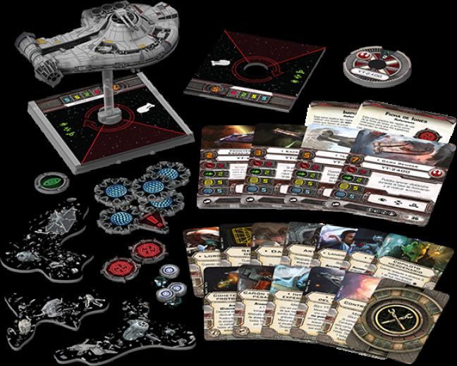 Star Wars X-Wing: Cargo YT-2400