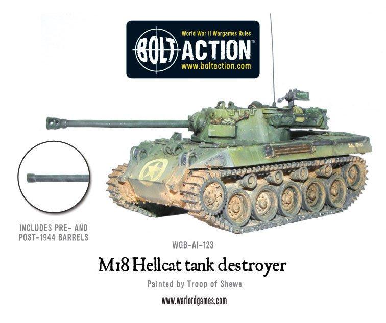 BA - M18 Hellcat