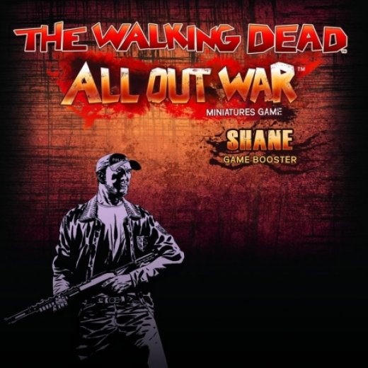 The Walking Dead All Out War - shane