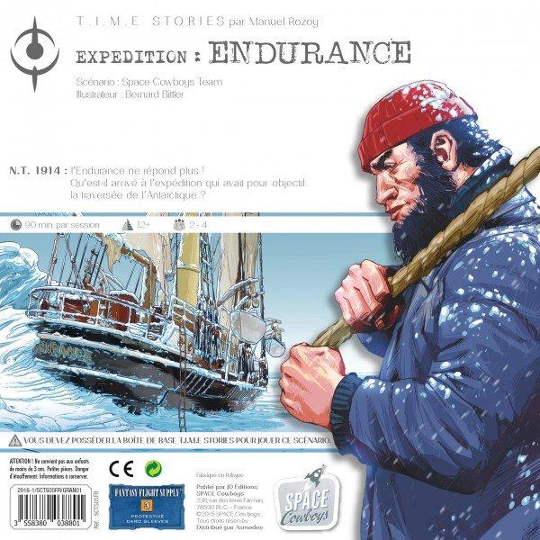 Time Stories - Expédition Endurance (ext 4)