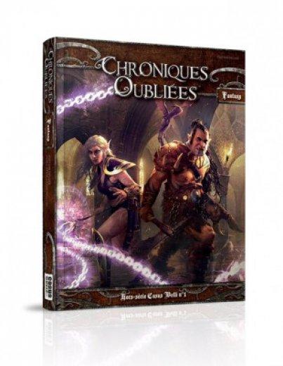 Casus Belli HS : Chroniques Oubliées fantasy