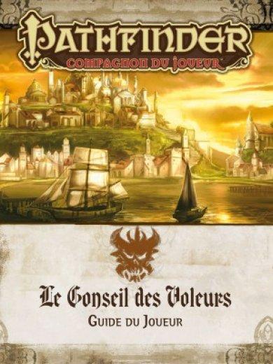 Guide du joueur Le Conseil des Voleurs (Pathfinder)