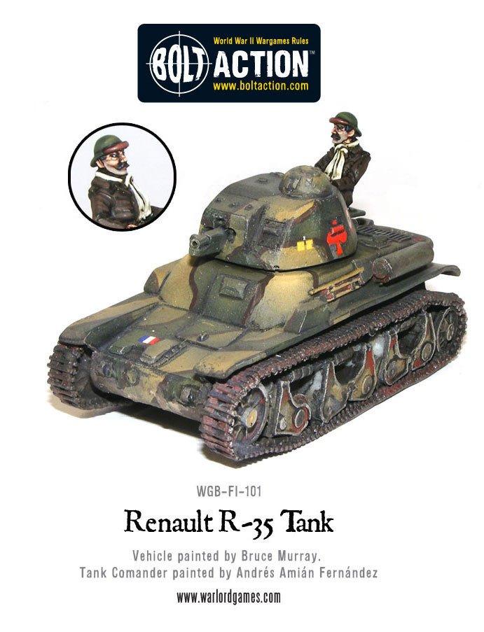 BA - Renault R35