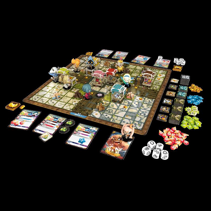 Krosmaster Arena 2.0 : Le jeu de base (FR)