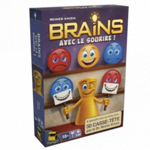 Brains : avec le sourire