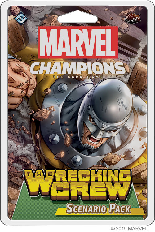 Marvel Champions - Deck Les démolisseurs