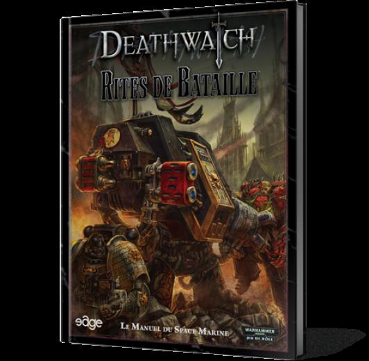 Deathwatch: Rites de Bataille
