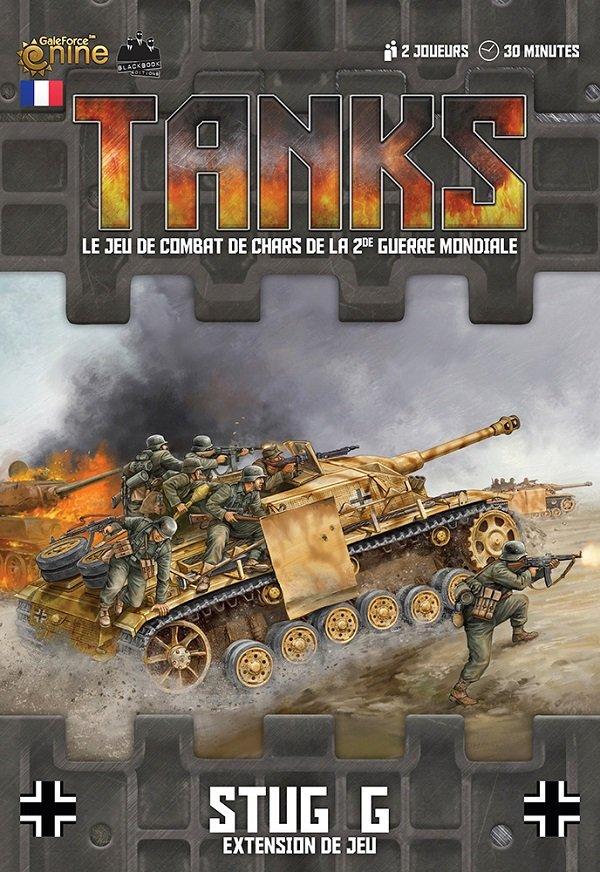 Tanks - Stug G