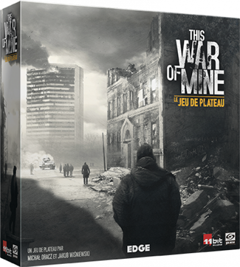 This War of Mine - Le Jeu de Plateau