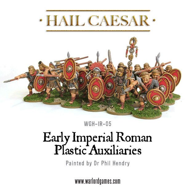 HC - Imperial roman auxiliaries