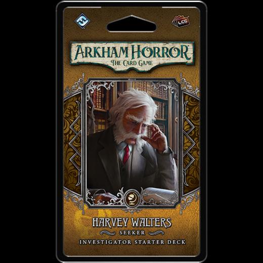 Horreur à Arkham JCE - Harvey Walters