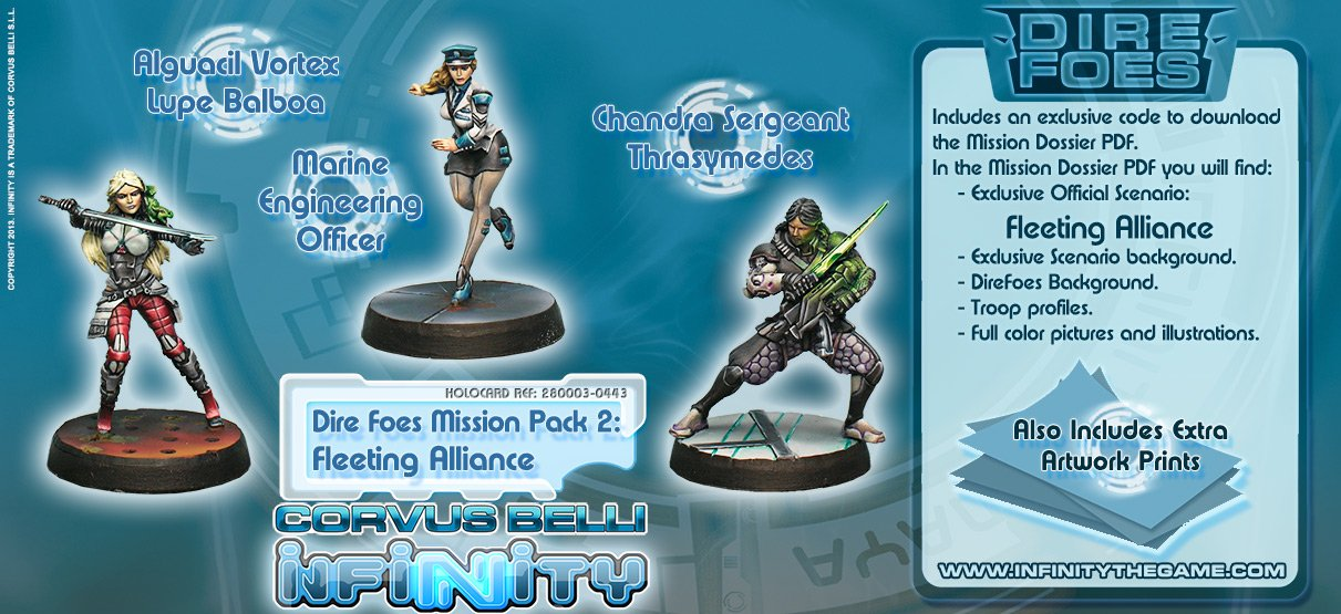 INF - Mission pack 2