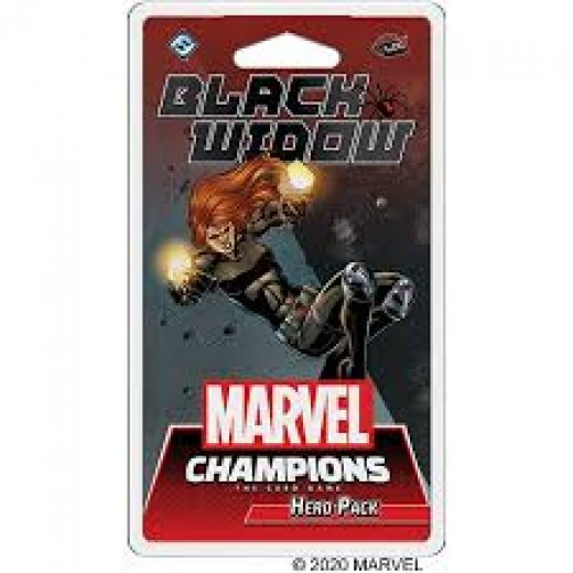 Marvel Champions - Deck Black Widow