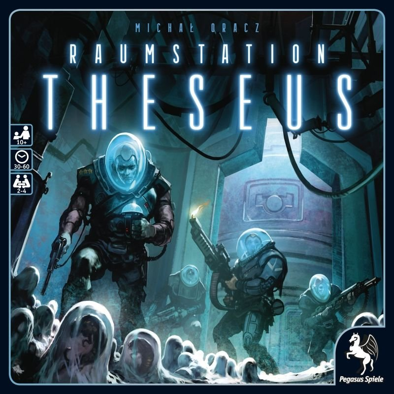 Raumstation Theseus
