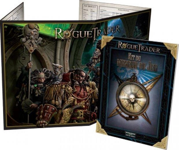 Rogue trader : Kit du meneur du jeu