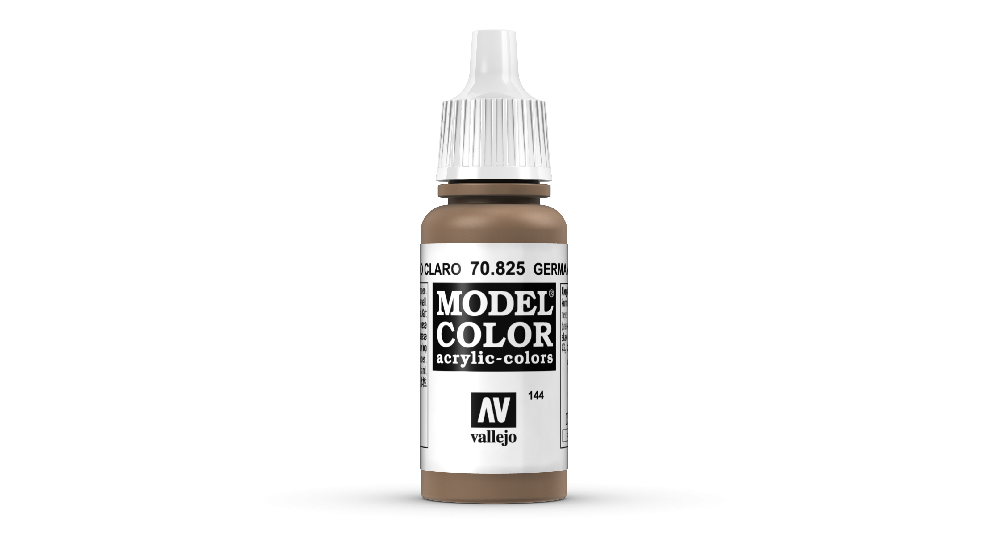 Model color - German cam. pale brown