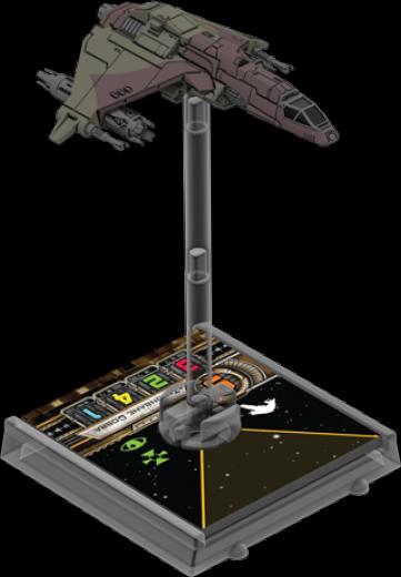 Star Wars X-Wing: Chasseur Kihraxz