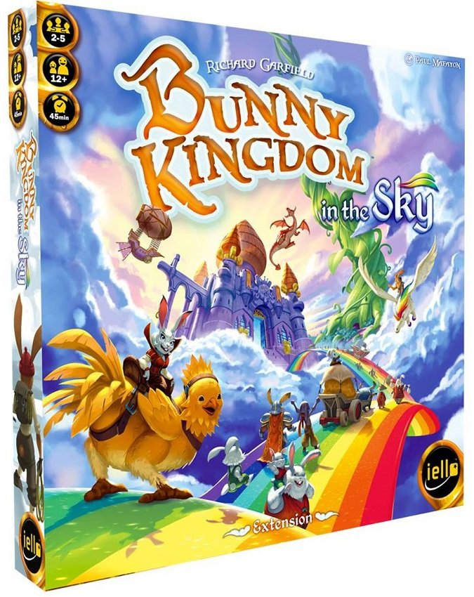 Bunny Kingdom : Extension In the sky