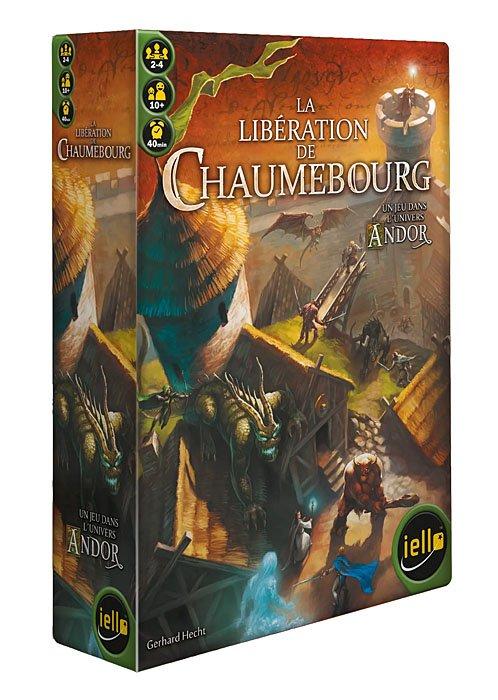 Andor - La libération de Chaumebourg